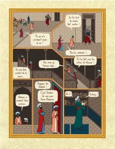Jean Dytar, Le Sourire des Marionnettes, p.69
