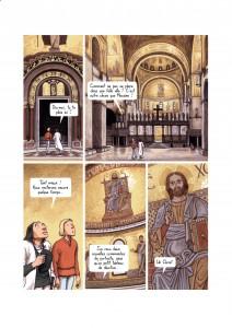 Jean Dytar, extrait de la Vision de Bacchus, p. 35