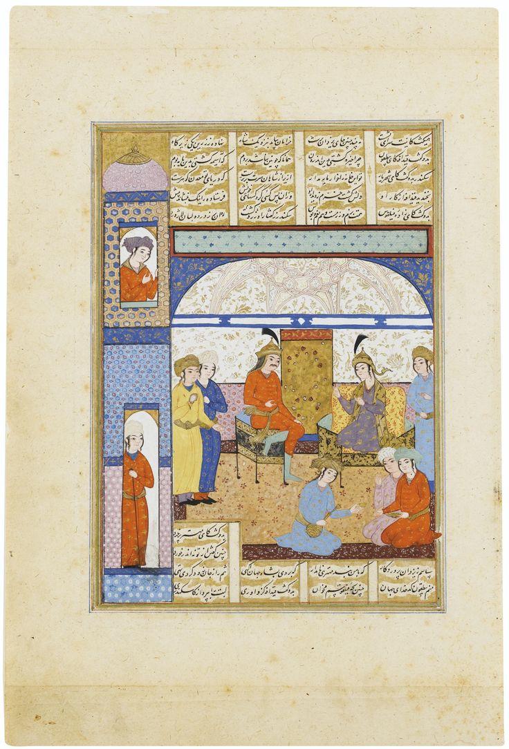 Iskandar livre des Rois