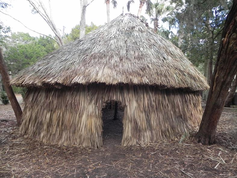 maison timucua