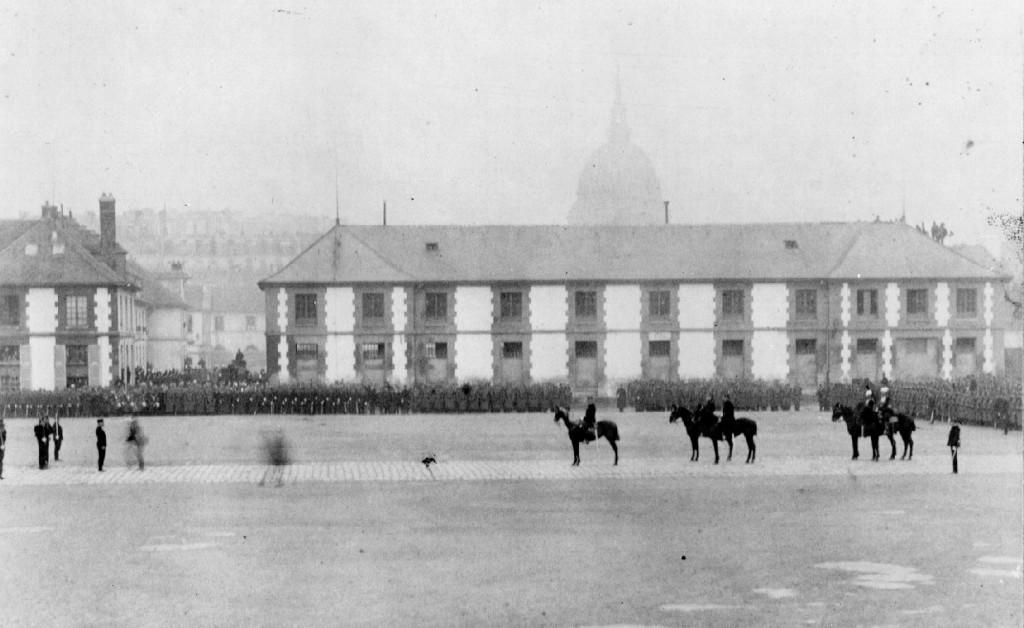 Dégradation Dreyfus